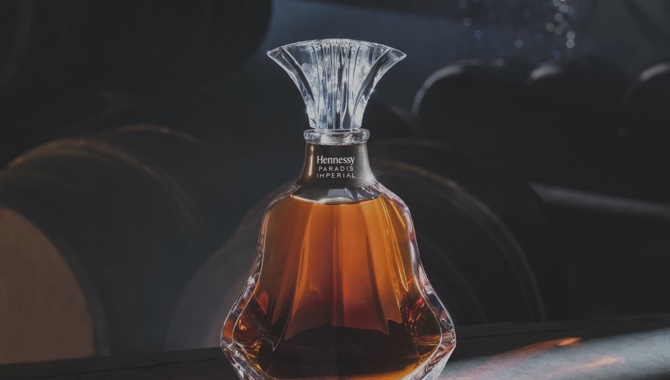 Hennessy Paradis Imperial The art of precision